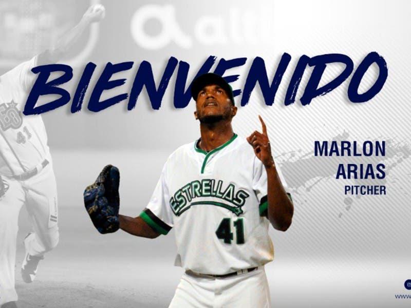 LMB: Marlon Arias llega para reforzar a los Tigres de Quintana Roo