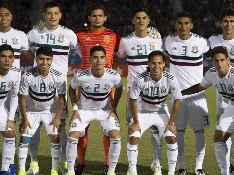 Polonia 2019: El calendario de México en el Mundial Sub-20