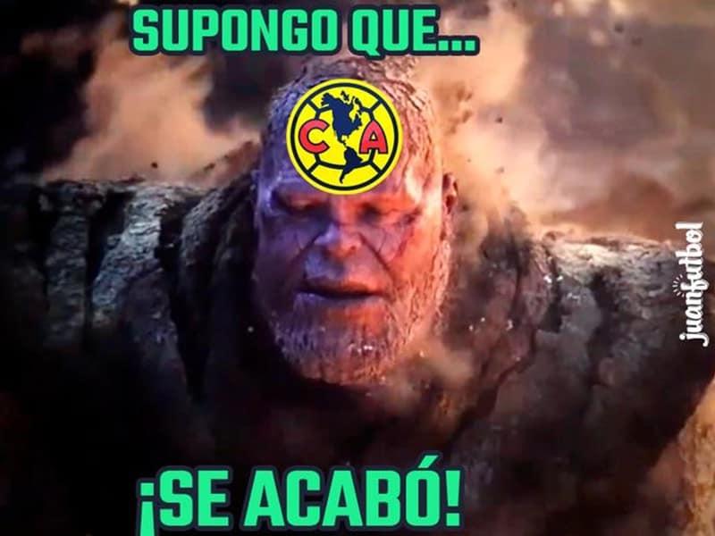 Liga MX: Memes de la eliminación del América a manos de León