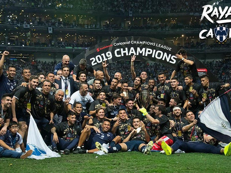 Monterrey Campeón de la CONCACAF 2019