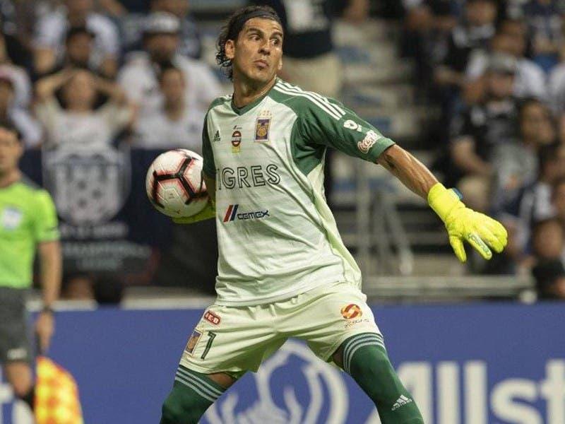 Nahuel Guzmán encaró a Miguel Layún tras Final de CONCACAF