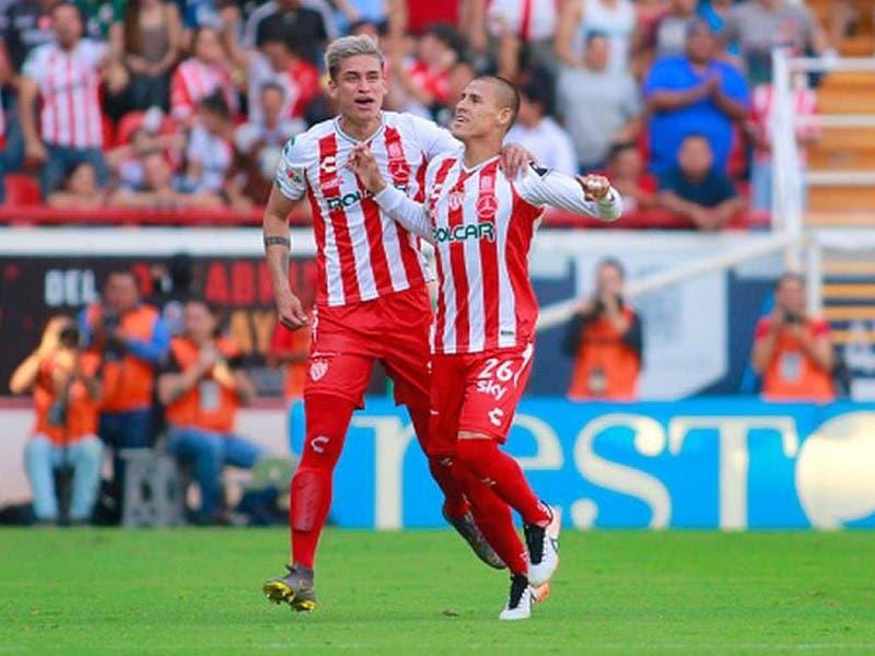 Liga MX: Necaxa vence a Monterrey en Cuartos de Ida Clausura 2019