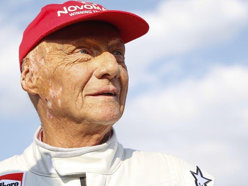 Niki Lauda, muere la leyenda de la Fórmula 1