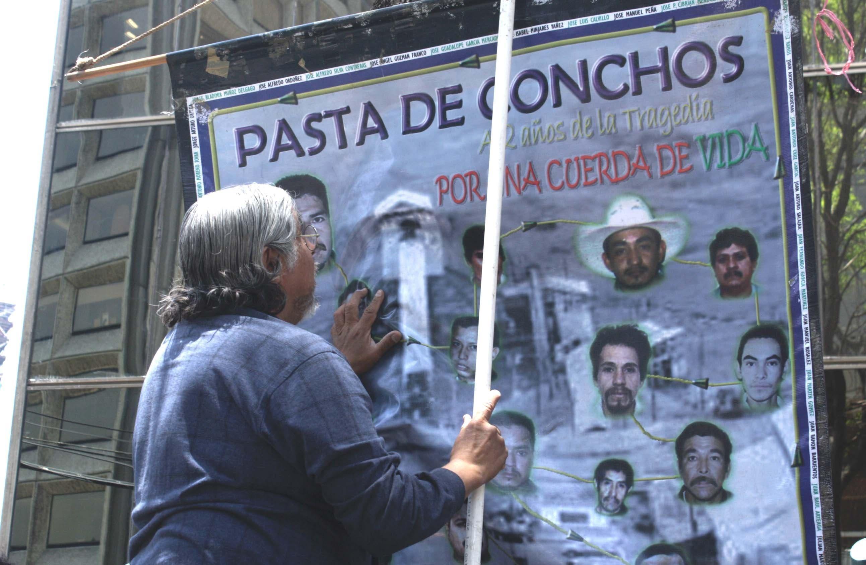 Entusiasma a familias rescate de cuerpos en Pasta de Conchos