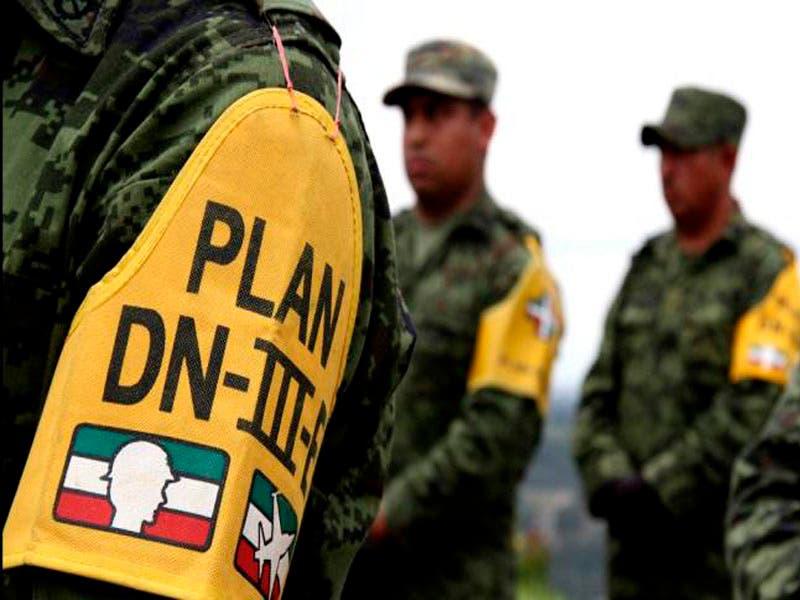 Para enfrentar el sargazo se requiere de un plan DN-III : Eduardo Arcila