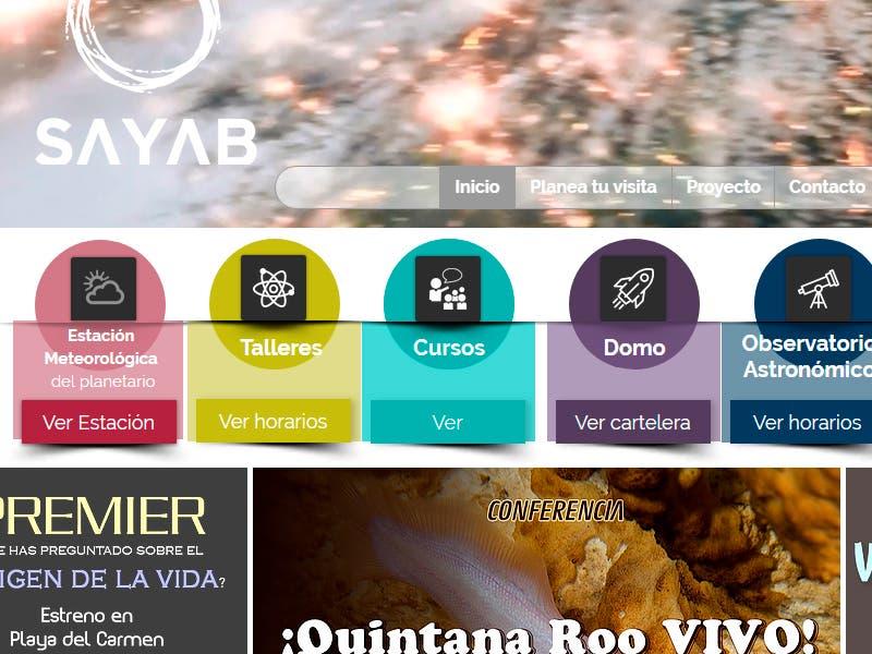 """Planetario Sayab, Roberto Rojo lleva a cabo el proyecto """"Cenotes Urbanos en Playa del Carmen."""