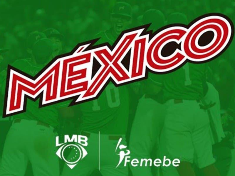 Selección Mexicana de Beisbol anuncia prelista para Premier 12 2019