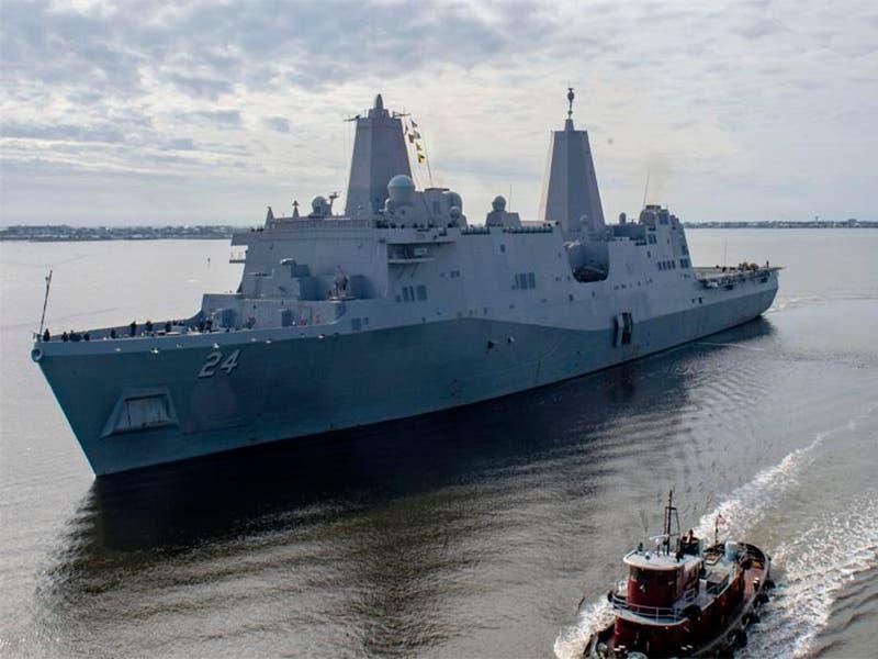 EU enviará buque de guerra y misiles Patriot a Medio Oriente