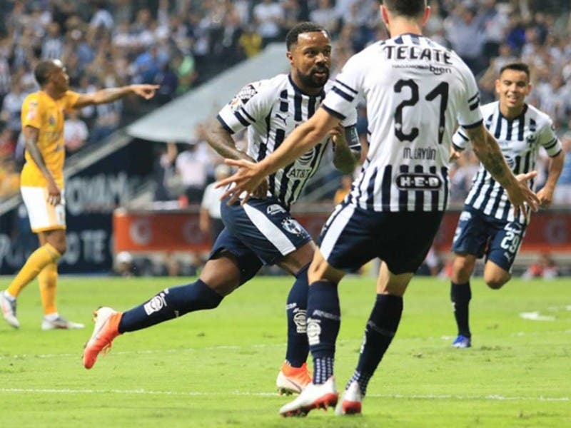 Liga MX: Monterrey vence a Tigres en Semifinales Ida Clausura 2019
