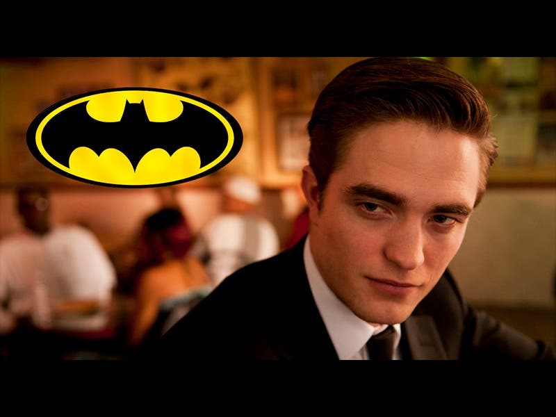 Robert Pattinson no sólo es 'Crepúsculo'