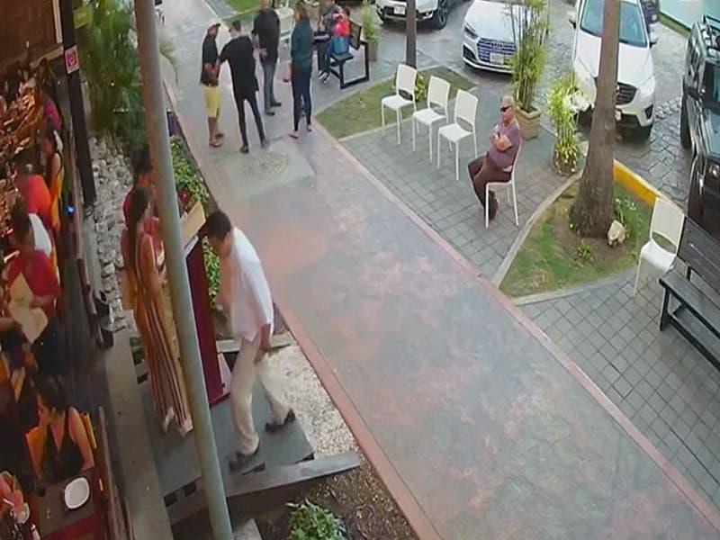 Identifican al presunto responsable del robo en Cumbres