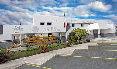 Secretaría de Comunicaciones y Transportes (SCT) en Quintana Roo.