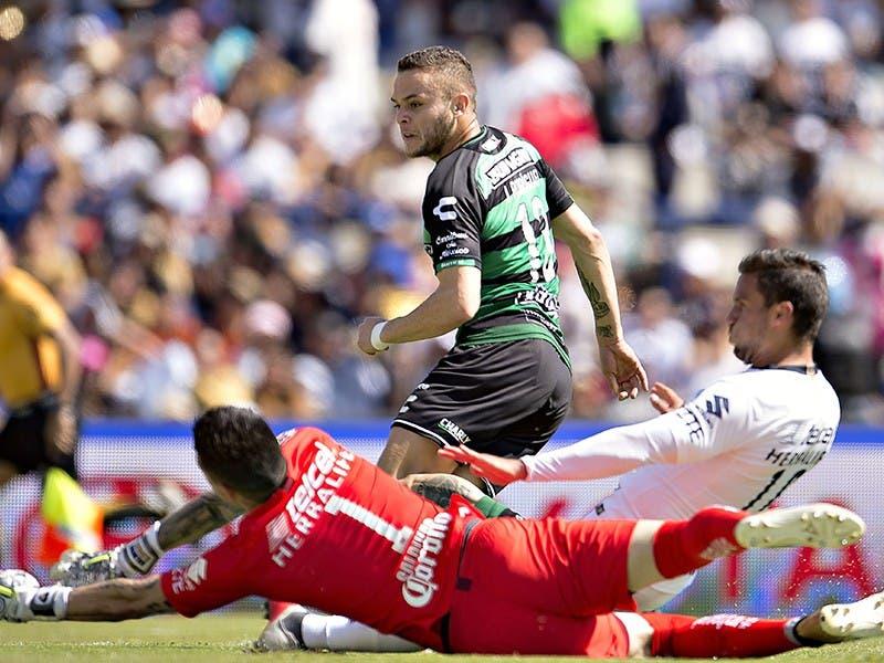 Liga MX: Horario y dónde ver en vivo Santos vs Pumas Jornada 17 Clausura 2019