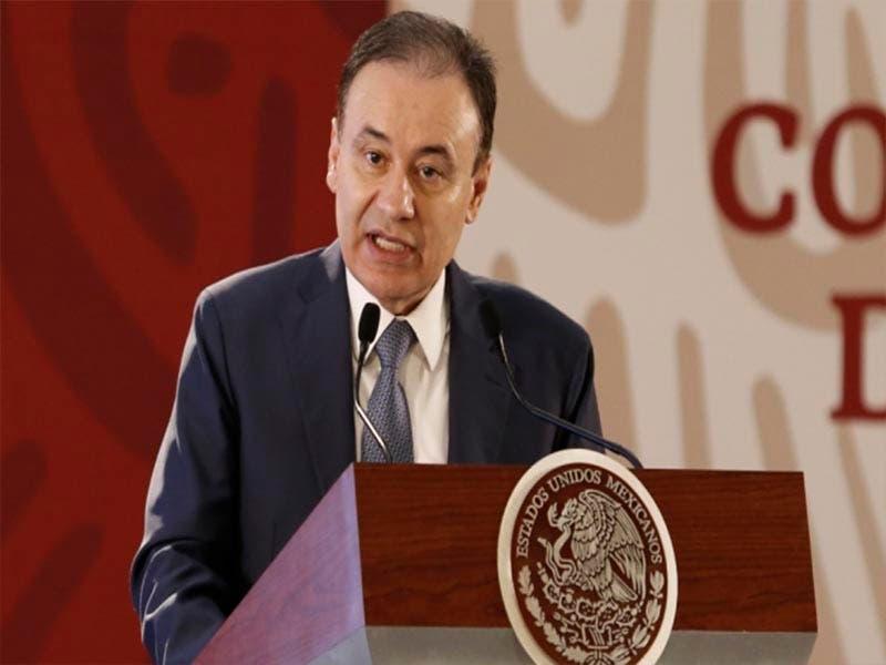 Alfonso Durazo apoya el Mando Único