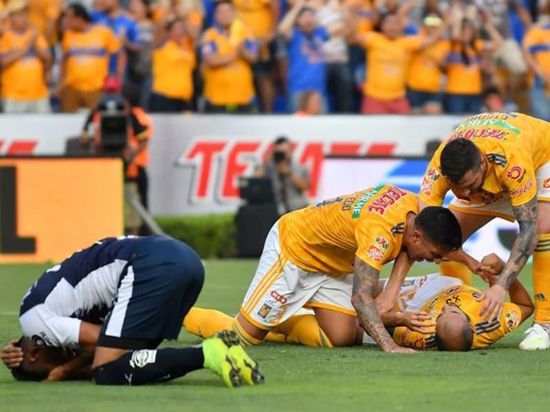 Liga MX: Tigres primer finalista del Clausura 2019; elimina a Rayados