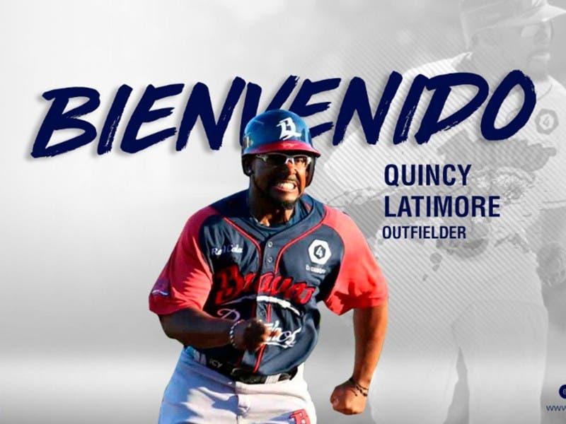 LMB: Quincy Latimore llega a los Tigres de Quintana Roo