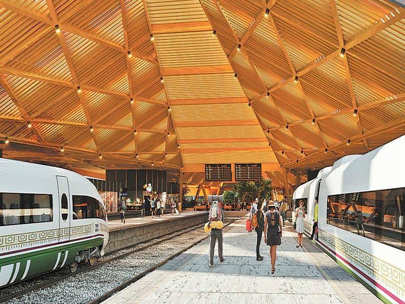 Tren Maya iniciará operaciones en el año 2023