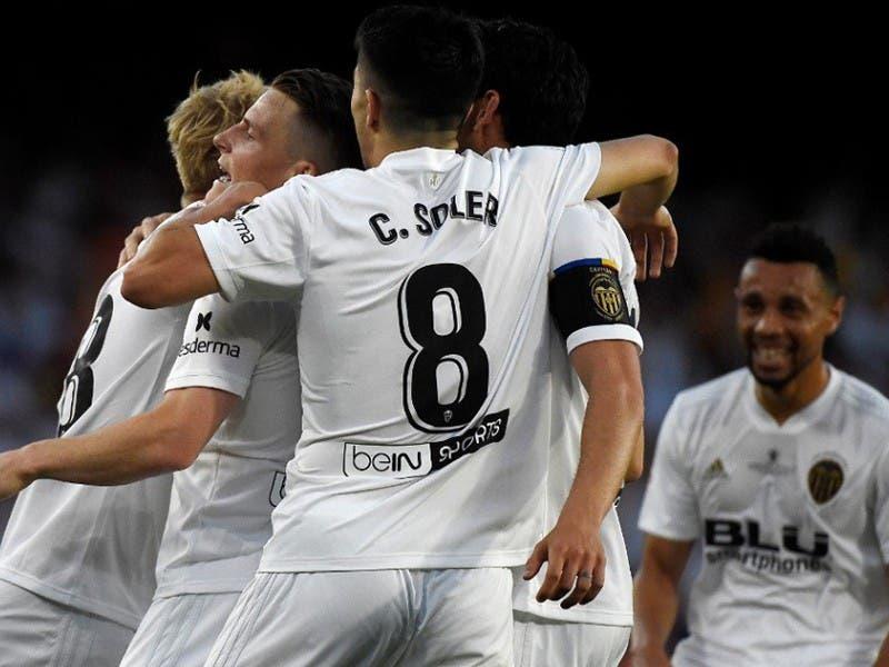 Valencia se proclama Campeón de la Copa del Rey, derrota a Barcelona