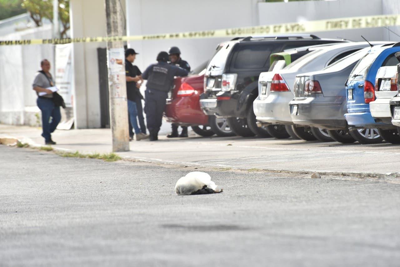 Hallan una mano en la Región 239 de Cancún.