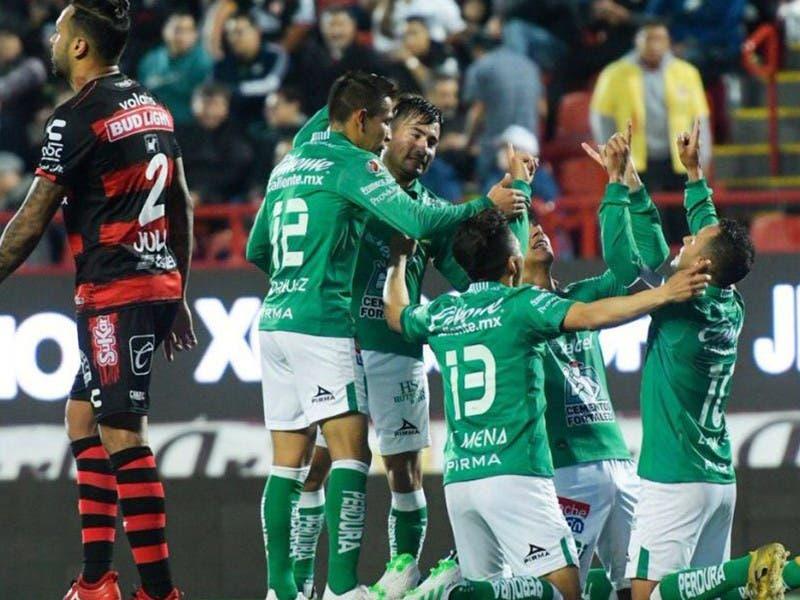Liga MX: León vence a Xolos en Cuartos de Ida Clausura 2019