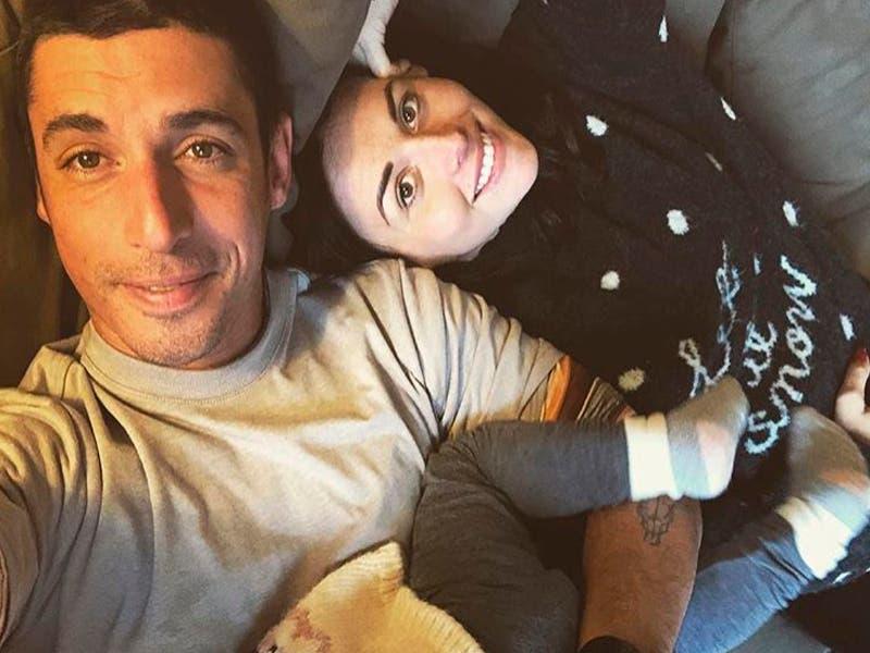 Nace el segundo hijo de Zuria Vega y Alberto Guerra