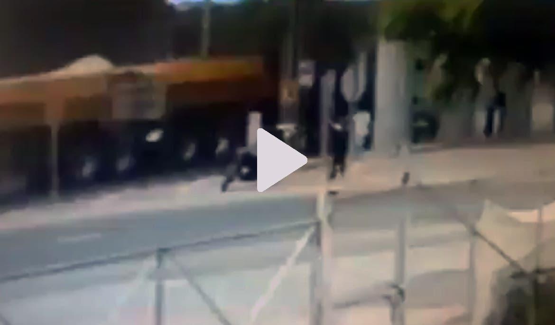 VÍDEO: Sicario le dispara a mujer policía por 3 mil pesos