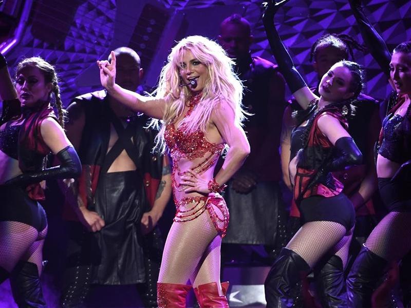 Britney Spears podría decir adiós para siempre a los escenarios