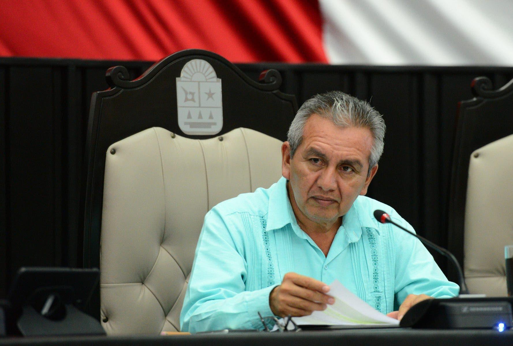 "Diputado local, Javier Padilla Balam, promueve acciones para proteger al caracol #Chivita"""