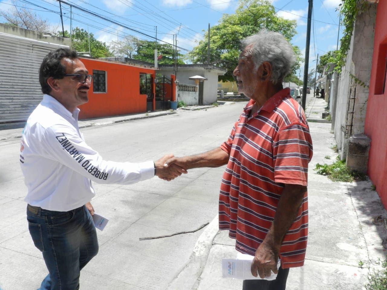 Aplaude Roberto Martínez que INE lo fiscalizara; en espera haga lo mismo con todos los contendientes
