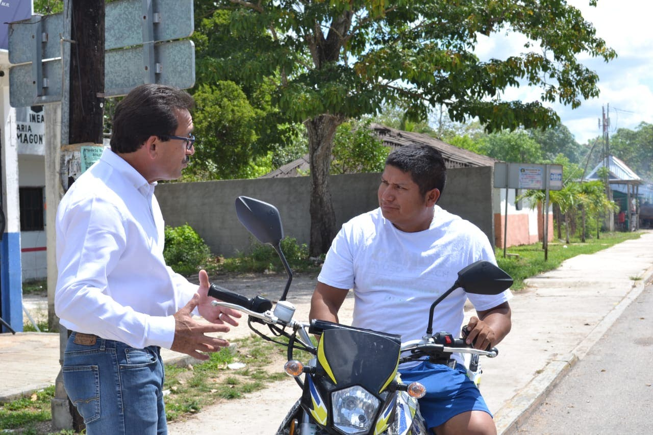 Roberto Martínez propondrá la Contraloría Social a cargo de ciudadanos que no hayan militado nunca en un partido político