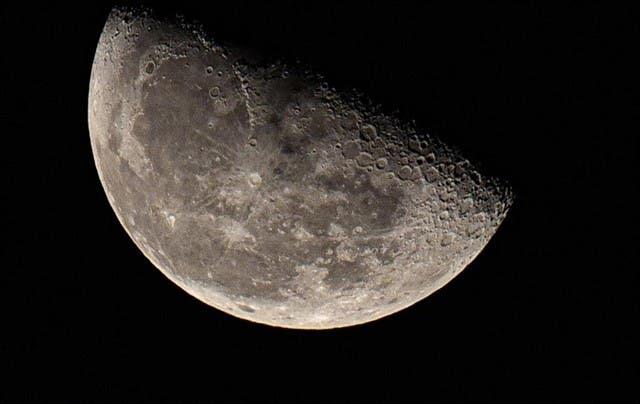 De acuerdo a un estudio de la NASA, la luna ha empezado a encogerse
