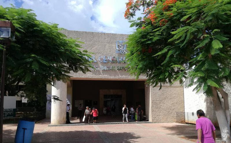 rescatan a su bebé prematuro en Yucatán