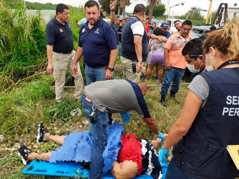Mujer muere ahogada después de salvar a su hijo