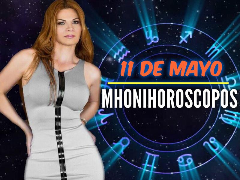 Conoce aquí los horóscopos de Mhoni Vidente para este 11 de mayo de 2019