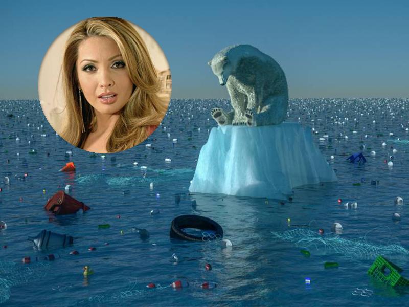 Paty Navidad habla sobre el cambio climático y desata polémica
