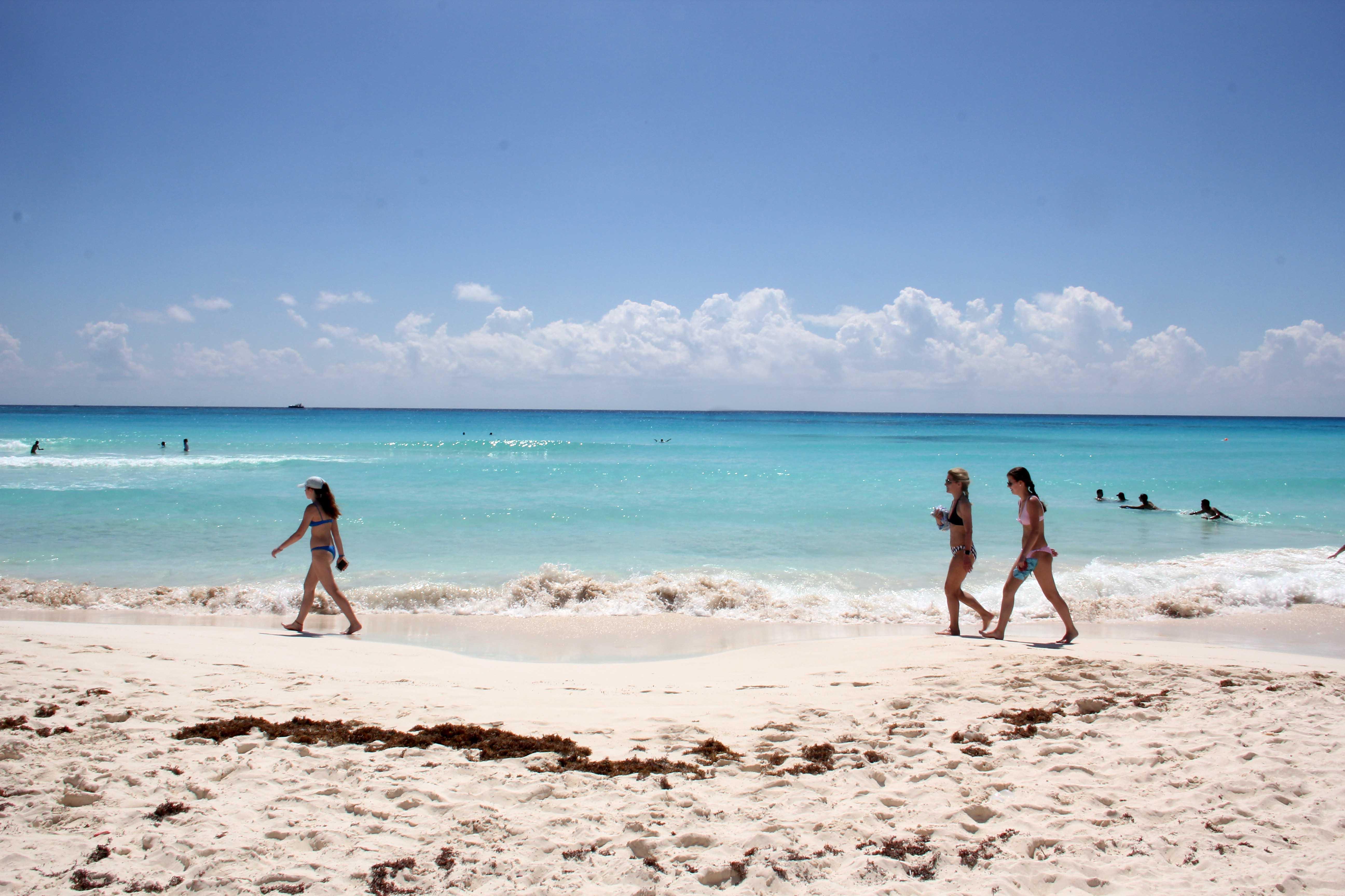 los hoteles del centro de Cancún reportan 70.6% de ocupación hotelera