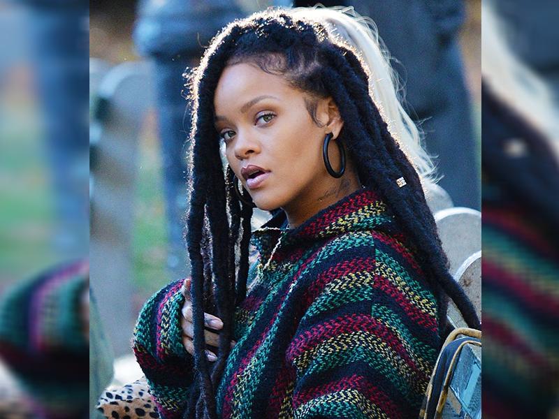 Rihanna anuncia lanzamiento de un disco de Reggae