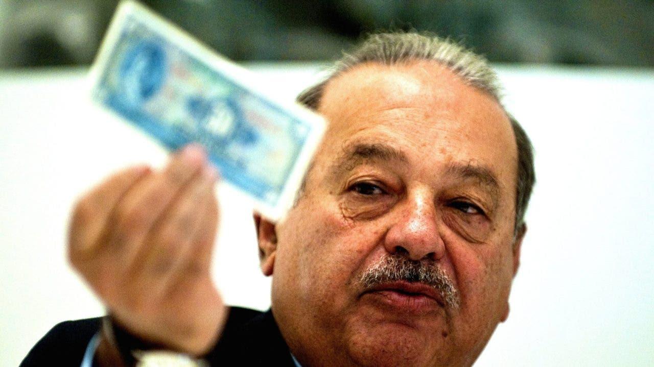 Carlos Slim remodelará el estadio del Real Madrid