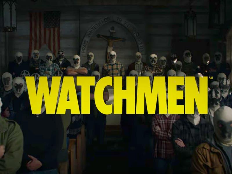 Watchmen lanza el trailer oficial para su serie en HBO