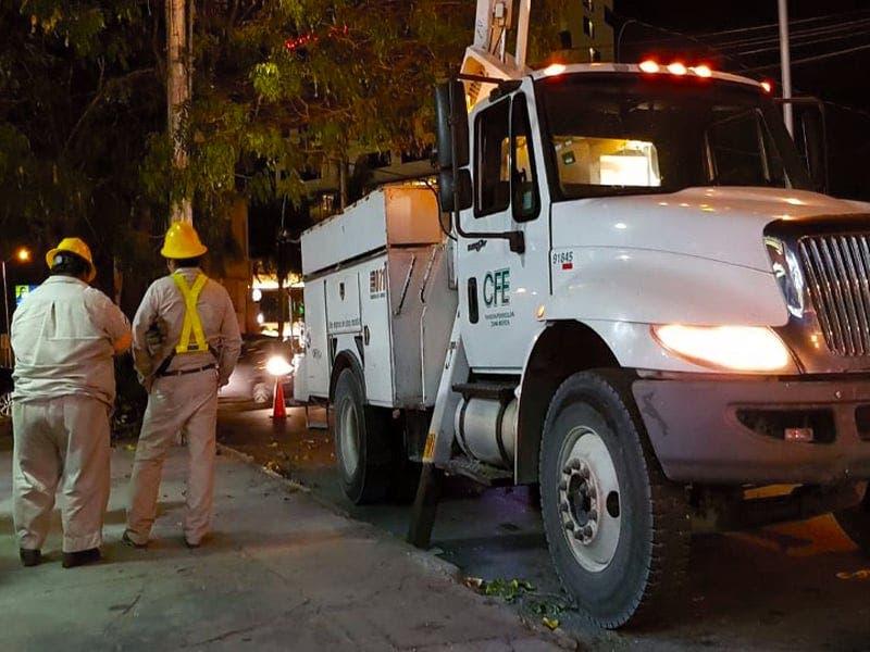 Declaran estado de emergencia en Yucatán por falta de electricidad