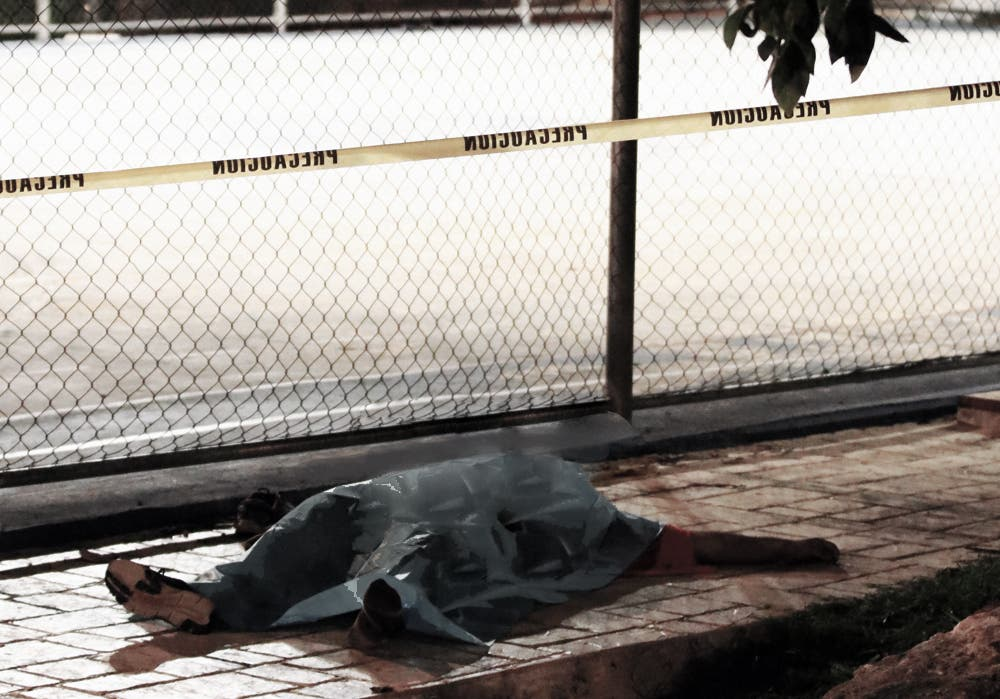 "Joven deportista no murió electrocutado, sino por ""asfixia"", dicen las autoridades"