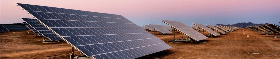 Gracias a una inversión de 130 millones de dólares, Yucatán tiene funcionando la primera de dos plantas generadoras de energía solar.