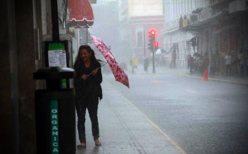 Pronóstico del Clima Yucatán: Continuarán las lluvias