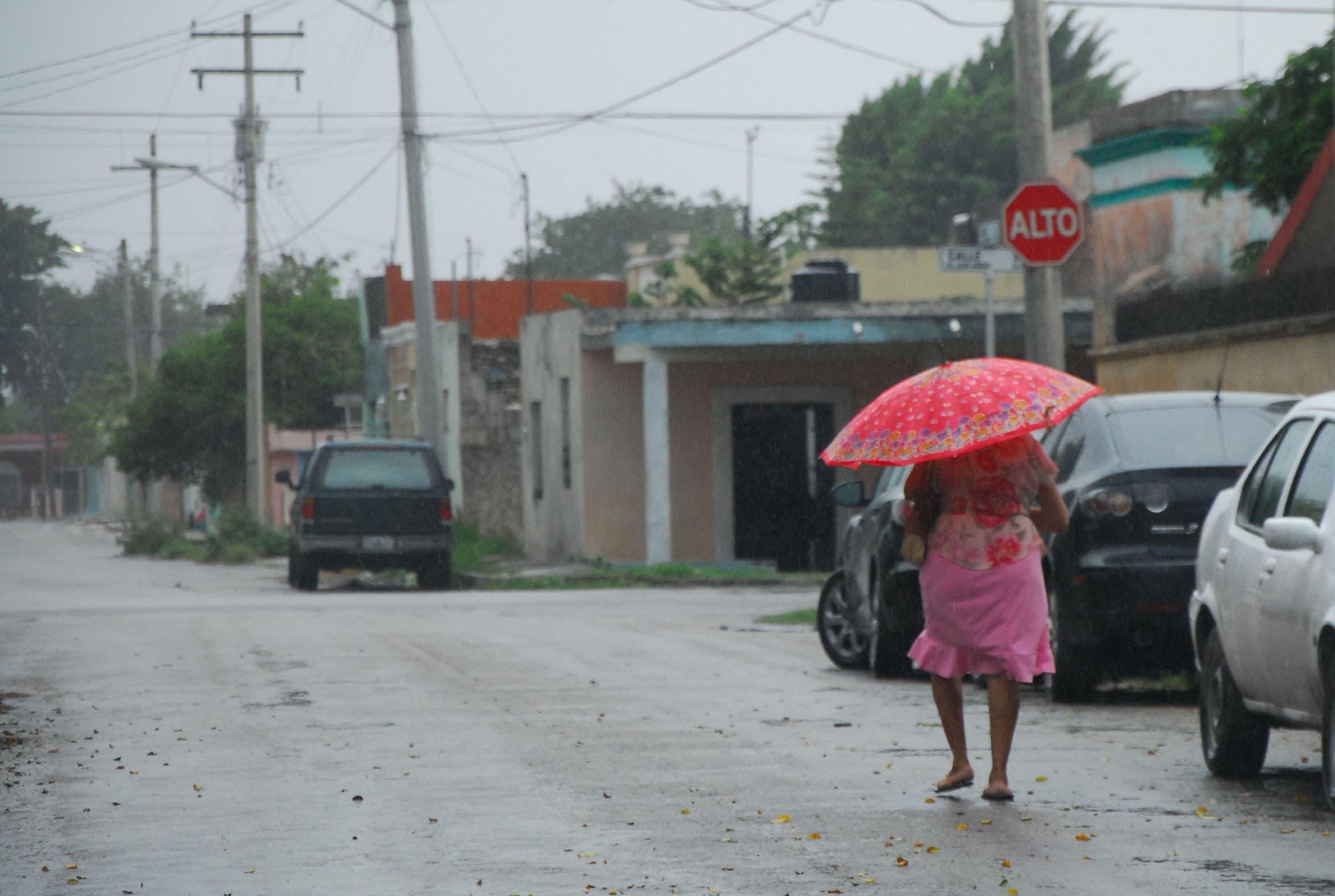 Pronóstico del Clima Yucatán: Viernes con lluvias fuertes
