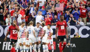 Estados Unidos le gana a Trinidad y Tobago en Copa Oro 2019