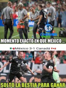 Copa Oro 2019: Los memes de México vs Canadá