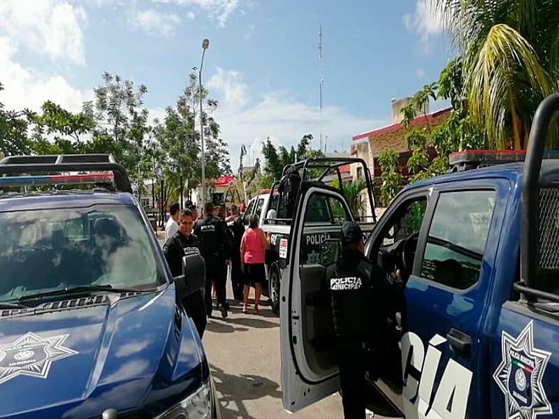 Detienen a presunto violador de un menor de edad en Playa del Carmen