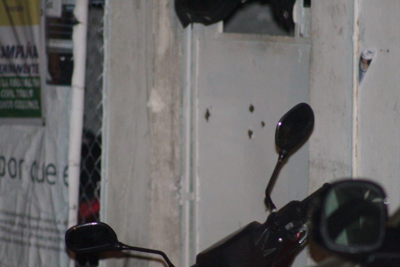 Detonaciones de arma de fuego en donde se presume que hubo lesionados