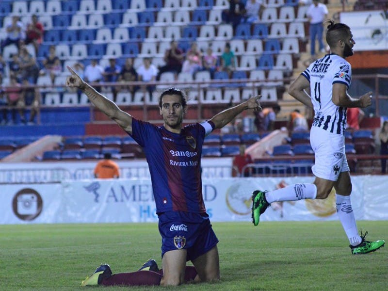 Atlante vence a Monterrey durante partido amistoso disputado en Cancún