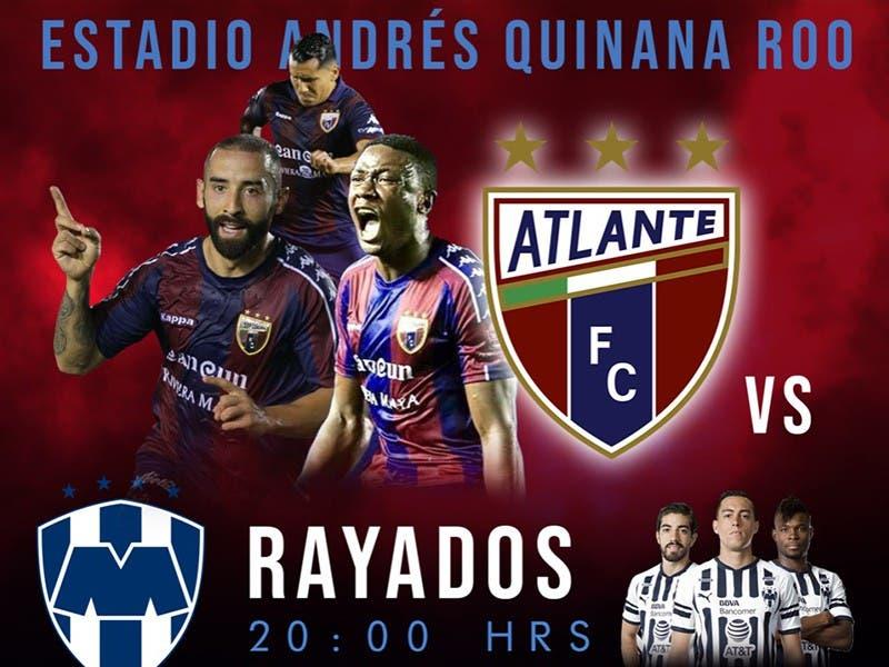 Ascenso MX: Atlante se medirá a Monterrey y Cartaginés en amistosos